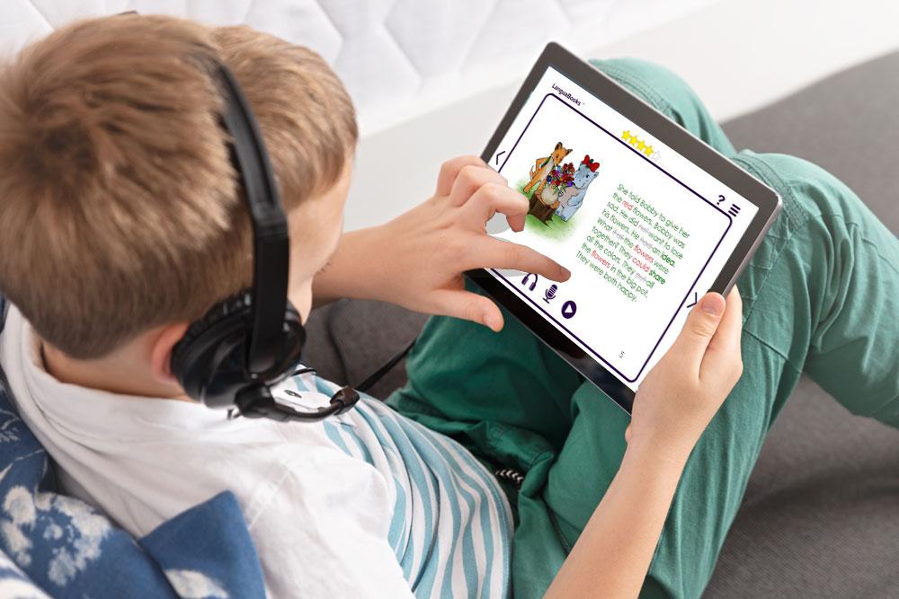 monitering tablet